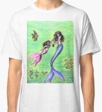 Mermommy Classic T-Shirt