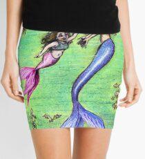 Mermommy Mini Skirt