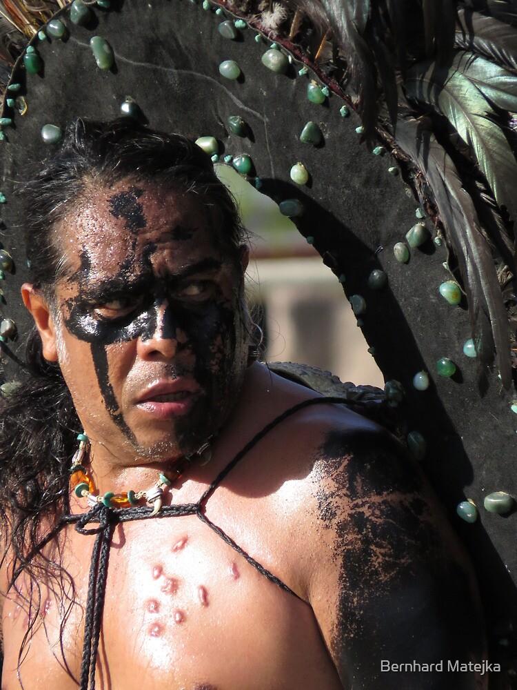 indian - indigena by Bernhard Matejka