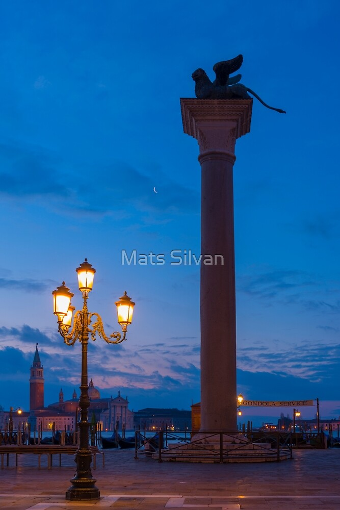 San Marco square by Mats Silvan