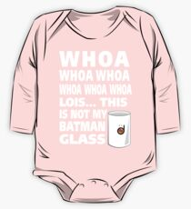 This is not my Batman glass Kids Clothes