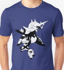 Oshawott Evolution Line Unisex T-Shirt