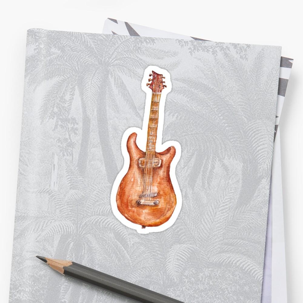 Guitar by lisenok