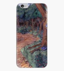 Lying In Wait - Dragon and Maiden iPhone Case