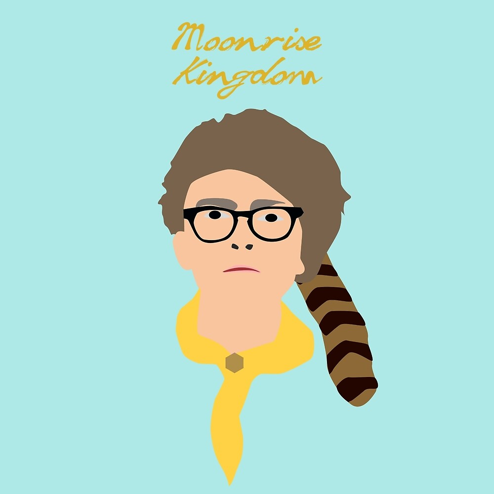 Moonrise Kingdom is Sam by bonieiji