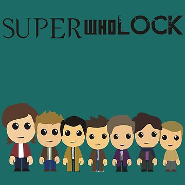 SupercuteWhoLock by AnArielView