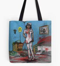 Get Well Soon - Zombie Nurse Tote Bag
