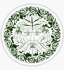 Greenman - Father Of The Forest Sticker
