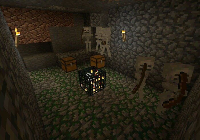 Minecraft PE seeds: Qatar Airways – Big Cave System by seedsformcpe