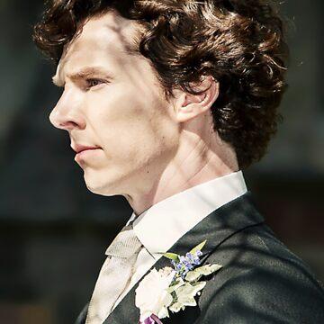 Sherlock by Lydia-Chanta