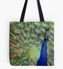 The Peacock Tote Bag
