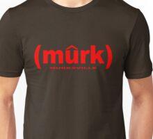 (murk) RED Unisex T-Shirt