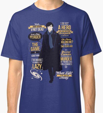 #Not Dead Classic T-Shirt