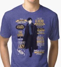 #Not Dead Tri-blend T-Shirt