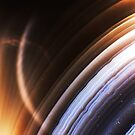 Ringed Planet (Botswana Agate) by Stephanie Bateman-Graham