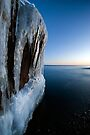The Rock, Lake Superior by Michael Treloar