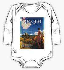 """""""Dream"""" NakedSlave4Art.com Full Page Magazine Ad One Piece - Long Sleeve"""