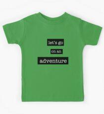 Adventure Kids Tee
