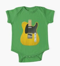 Electric Guitar One Piece - Short Sleeve