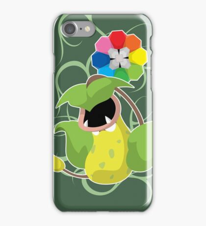 Rainbow Badge Victreebel iPhone Case/Skin
