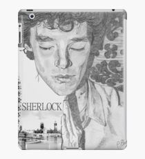 Sherlock's Repose iPad Case/Skin