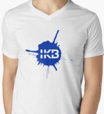 IKB - INTERNATIONAL KLEIN BLUE Men's V-Neck T-Shirt