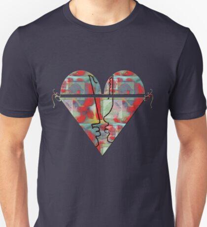 Bikini heart T-Shirt