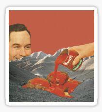 Tomato Mountain Sticker