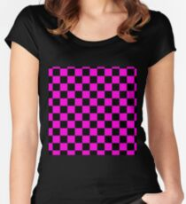 Missing Texture Women's Fitted Scoop T-Shirt