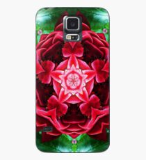 Rose Red Case/Skin for Samsung Galaxy