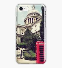 St Paul Booth iPhone Case/Skin