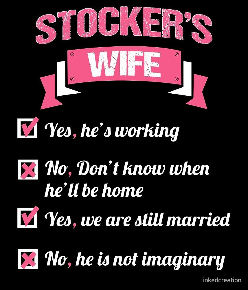 STOCKER'S WIFE by inkedcreation
