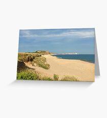 Hengistbury Head, Dorset Greeting Card