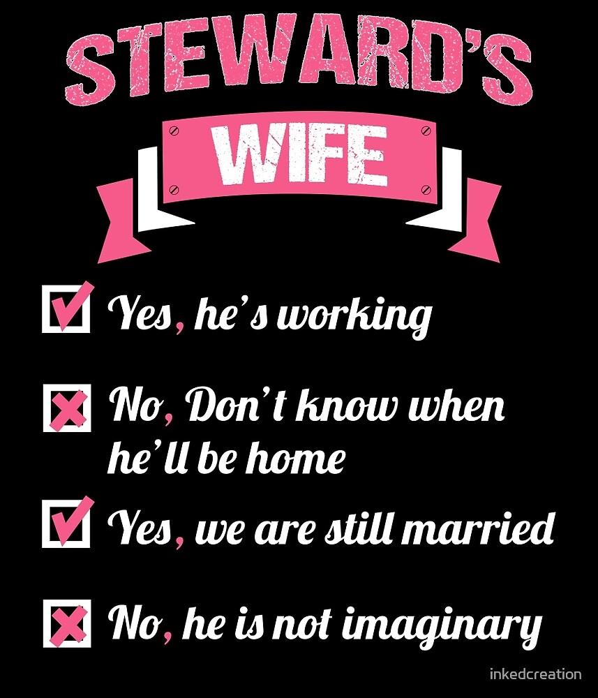 STEWARD'S WIFE by inkedcreation