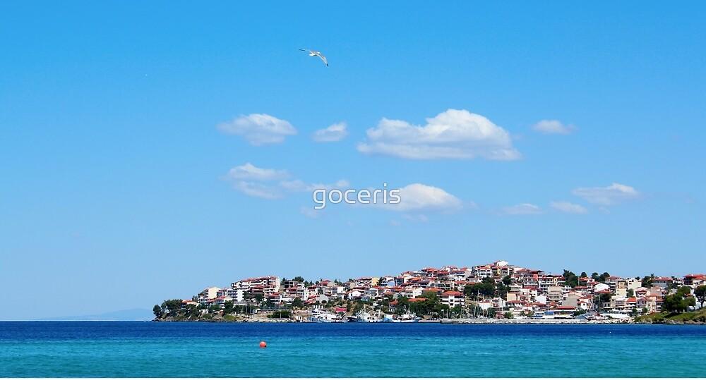 Neos Marmaras Sithonia Halkidiki Greece by goceris