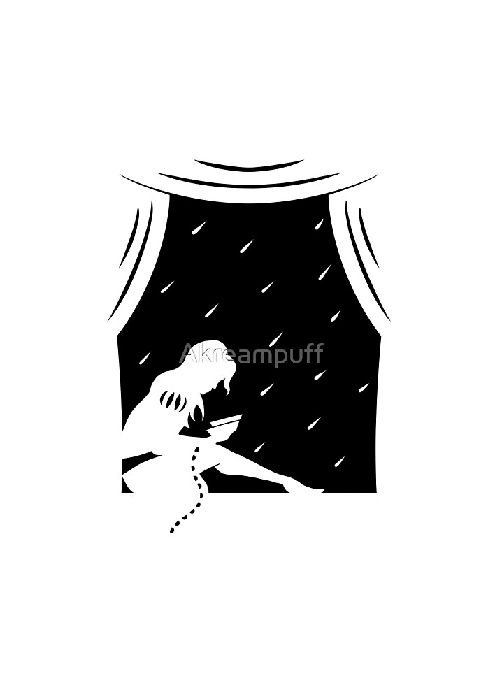 Window Silhouette by Akreampuff