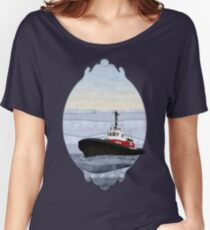 Tugboat Women's Relaxed Fit T-Shirt