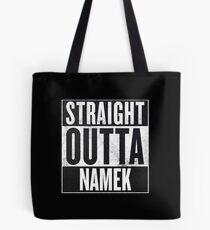 Straight Outta Namek - Dragon Ball Z Piccolo Tote Bag