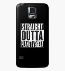 Straight Outta Planet Vegeta - Dragon Ball Z Case/Skin for Samsung Galaxy