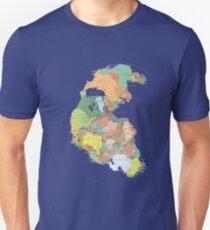 Pangaea Unisex T-Shirt