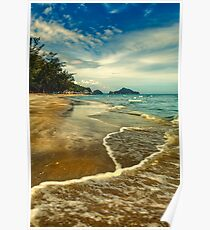 Tropical Waves Poster