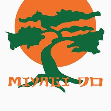 Miyagi Do Karate by ffuuzz