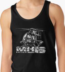 Camiseta de tirantes MH-6 Pajarito