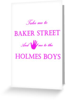 Hand me to the Holmes Boys by CreativeEm