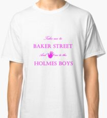Hand me to the Holmes Boys Classic T-Shirt