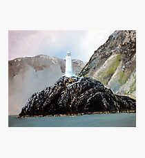 South Stack Photographic Print