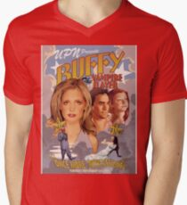 Buffy: Once More, With Feeling Mens V-Neck T-Shirt