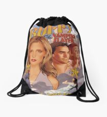 Buffy: Once More, With Feeling Drawstring Bag