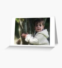 """""""Parker"""" Greeting Card"""