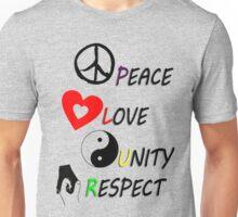 P.L.U.R  Unisex T-Shirt